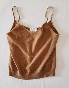 J. Crew Tops - J.CREW X DEMYLEE cashmere sweater tank